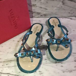 Valentino Shoes - ❌SOLD❌Valentino Blue Rockstud